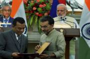 India and Mauritius sign 4 deals: Trade, investment, threats to be tackled