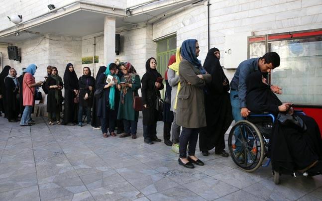 Iran presidential election (Photo: AP)