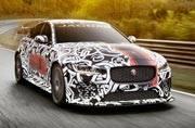 Most extreme Jaguar ever teased before Goodwood reveal