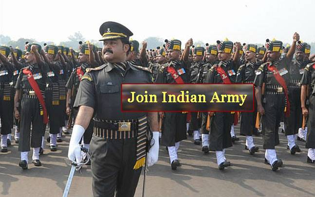 Join Indian Army: Apply for Territorial Army Officer post