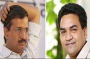 Kejriwal opposed note ban due to links with hawala operators, alleges Kapil Mishra