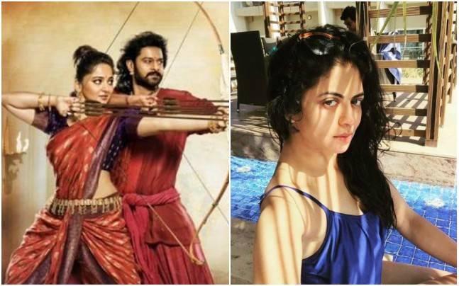 Kavita Kaushik makes strong remarks about Baahubali adaptations on TV. Picture courtesy: Instagram/ikavitakaushik