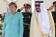 Angela Merkel meets Saudi King, refuses to adhere to dress code, doesn't wear hijab