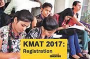KMAT 2017: Online registration commences today
