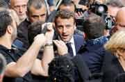 Massive email hack hits Emmanuel Macron day before French presidential election