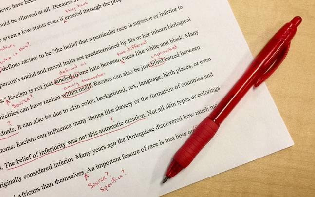 10 tips to proofread your written work - Education Today News
