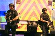 UK police hunt Manchester bomber's network, angered by US leaks