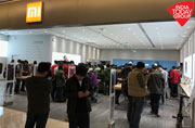 Here's what a Mi Home store looks like in China