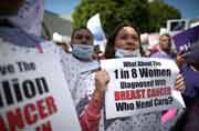 US House to vote on Obamacare today as Trump presses Republican ranks