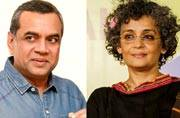 Paresh Rawal wants Arundhati Roy to be tied to army jeep instead of stone pelter