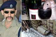 Rats drank the missing alcohol, say Bihar cops in all soberness