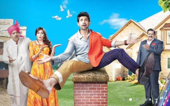 Sajan Re Phir Jhoot Mat Bolo marks Hussain Kuwajerwala's comeback on small screen after eight years. Picture courtesy: sonyliv.com