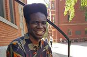 This Harvard student submitted a rap album as his thesis and landed a job at Google