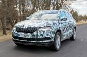 Skoda has revealed more details about the Karoq