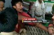 Mohit Yadav is my name: Samajwadi Party MLC's nephew brags as he slaps cop inside police station