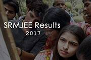 SRMJEE Results 2017 released at srmuniv.ac.in