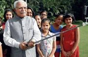 Girl power in Jat land