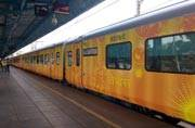 In Pictures: A sneak-peek into the luxury that the new Tejas Express train is