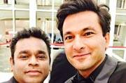 What happened when 2 Indian geniuses bumped into each other at Cannes Film Festival