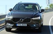 Volvo XC60 first drive review