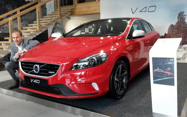 Volvo Cars Announce Make In India Plans To Locally Assemble Cars