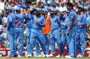 India storm into third successive ICC tournament semi-final in three years