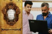 Karthick Naren's Naragasooran cast unveiled by Gautham Menon