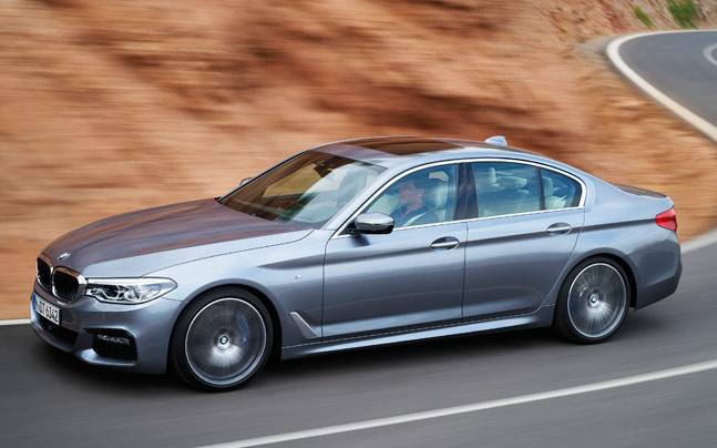 All New BMW 5 Series