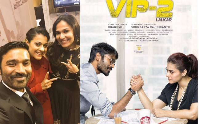 VIP 2 trailer out: Why we cannot wait to watch Dhanush