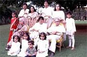 SEE: Amitabh and Abhishek Bachchan share cute family photos