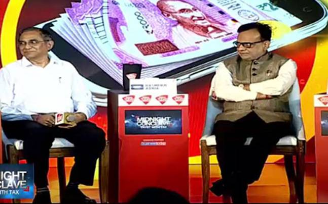 India Today Midnight Conclave - Tryst with Tax