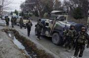 Dozens killed or wounded in attack on Afghanistan police headquarters, Taliban claims responsibility