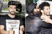 SEE PICS: Ranbir-Ranveer join Arjun Kapoor for his birthday bash
