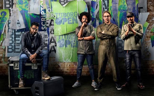 Rapper Badshah collaborates with American EDM artistes