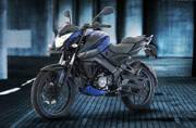Bajaj Pulsar NS 160 bookings start in India, to launch next month