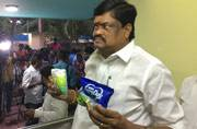 Tamil Nadu dairy minister alleges milk adulteration by private firms, says they mix bleaching powder