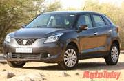 Maruti Suzuki Baleno crosses 2 lakh sales milestone in less than 2 years