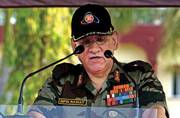 The gloves are off: Hardliner Gen Bipin Rawat fights Kashmir insurgency, with government's backing