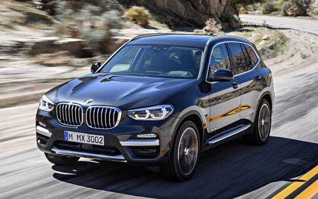 Bmw Reveals Third Generation X3 Will Go On Sale In November Auto News