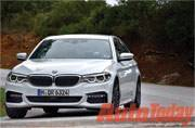 BMW 540i: Sports saloon reinvented