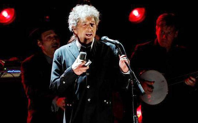 Bob Dylan. Picture courtesy: Reuters