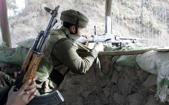 Pakistan Army initiated another unprovoked firing along the Line of Control (LoC) in Naushera sector.