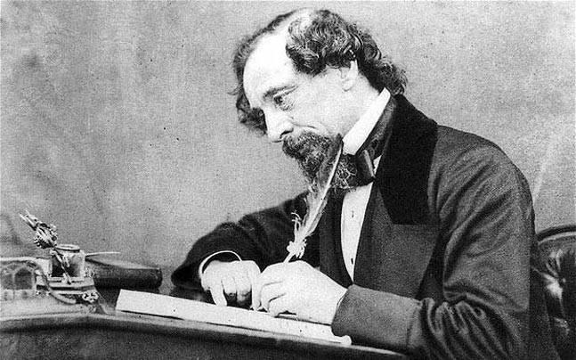 (Charles Dickens ile ilgili görsel sonucu