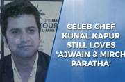 Watch: Celeb chef Kunal Kapur