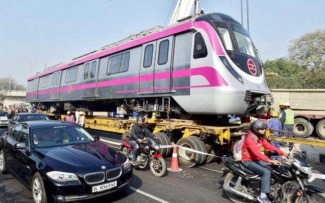Coming soon on Delhi Metro: Automated driverless trains