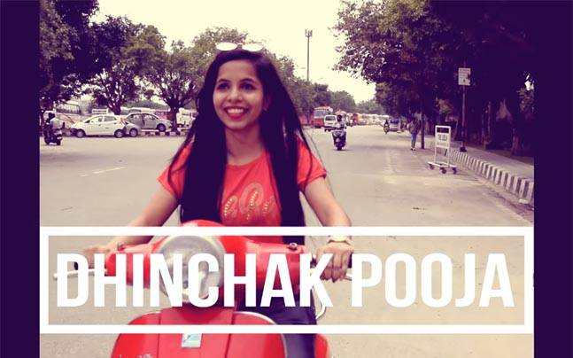 Dhinchak Pooja's new song, Dilon Ka Shooter, may land her in