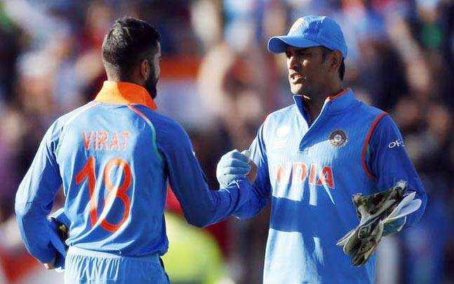 How MS Dhonis Presence Is Benefiting Virat Kohli At ICC Champions