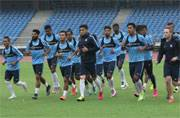 We are confident but not over confident, stresses Eugeneson Lyngdoh