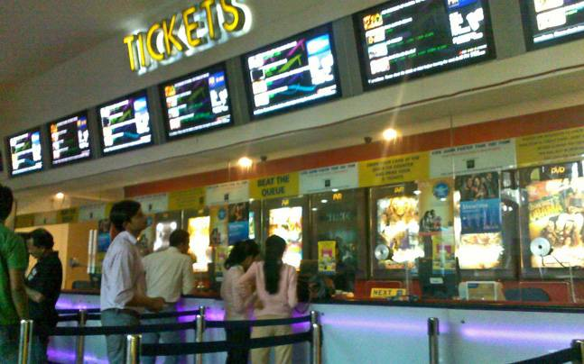 Impact of GST on movie ticket prices