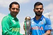 ICC Champions Trophy: Team India relaxed, Pakistan excited ahead of final